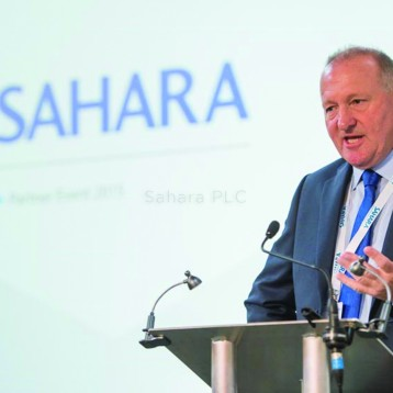 Sahara Showcase 2017: Clevertouch Capacitive stars