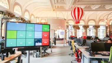 Daily deals site Itison unveils collaborative headquarters