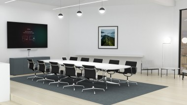 LG Professional Displays To Integrate With Cisco Systems For Reliable Video Conferencing