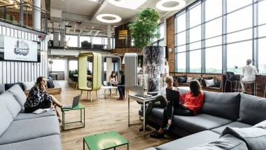 The agile revolution taking place in the enterprise workspace