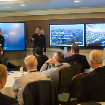 Sahara headliners stand up for agility
