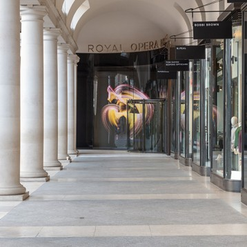 NEC Opens Up ROH Covent Garden