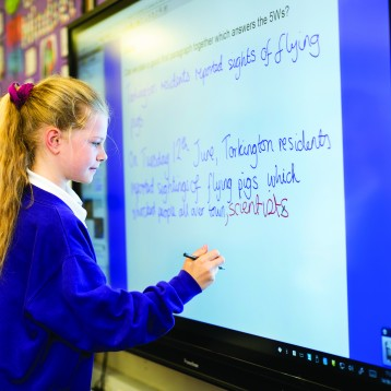 What are the most future-proof school educational technology investments?