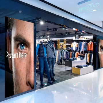NEC launches new range of digital signage solutions for more compelling retail experiences