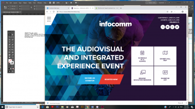 InfoComm sets new records