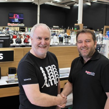 Hughes appointed Sonos sub-distributor