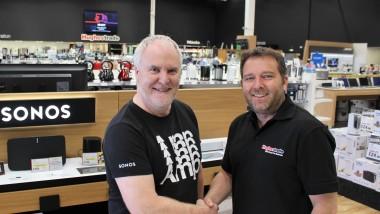 Hughes appointed Sonos sub-distributor