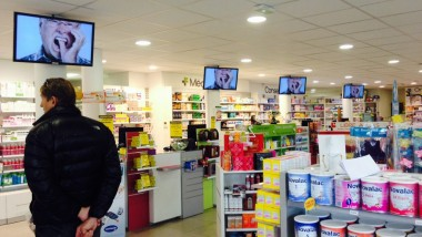 FUTURAMEDIA and Scala boost French pharmacy sales