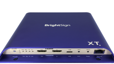 BrightSign XT1144: the player for all seasons?