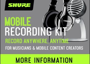 Shure launches new bundled solutions