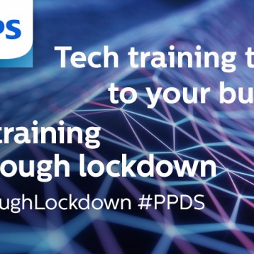 Philips Professional Display Solutions UK offers tailored technical training sessions – live through lockdown