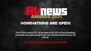 Nominations are open!