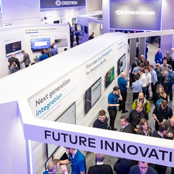 Crestron's innovations lead the way