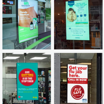 Signagelive provides digital signage to 900 pharmacies