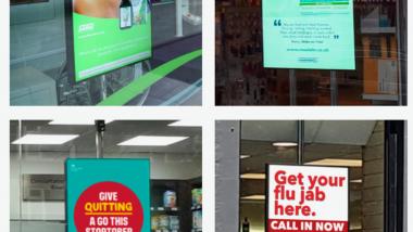 Signagelive provides digital signage to 900 pharmacies