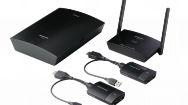 PressIT Panasonic wireless presentation system