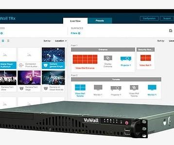 Disruptive hybrid technology from VuWall