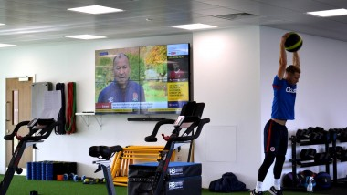 Reading FC partners with Vestel Visual Solutions to enhance its Bearwood Park training facility