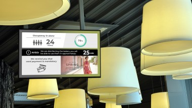 Vestel Visual Solutions Strengthens its DENEVA Partnership