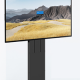 Vision mount ready for 85-inch Microsoft Surface Hub