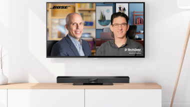 Maverick AV Solutions announces partnership with Bose Professional