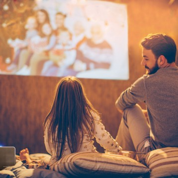 Incorporating Smart LED projectors into the New Normal lifestyle