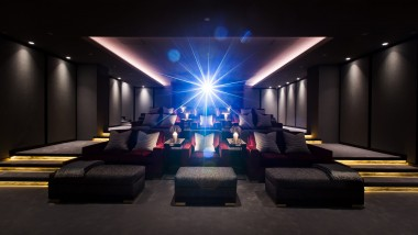 New Luxury London Apartment Features Control4 and Triad Speakers in Private Theatre
