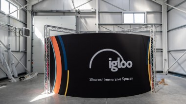 Igloo Vision Opens New Immersive Tech Demo Centre in Rotterdam