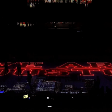 Projection mapping for Houston Cougars