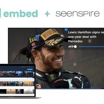 Embed Signage announces partnership withSeenspire