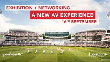 Peerless-AV Hosts Exhibition and Networking Event in London