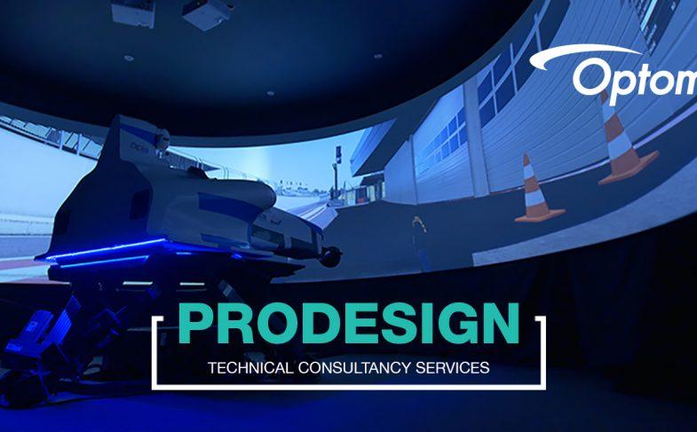 ProDesign logo PR