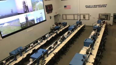 tvONE® ONErack® provides mission critical reliability for United Launch Alliance