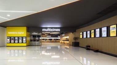 Multicines opens a 100% RGB pure laser multiplex in Ecuador with Christie