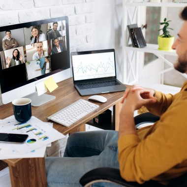 Solving video fatigue in the era of virtual meetings