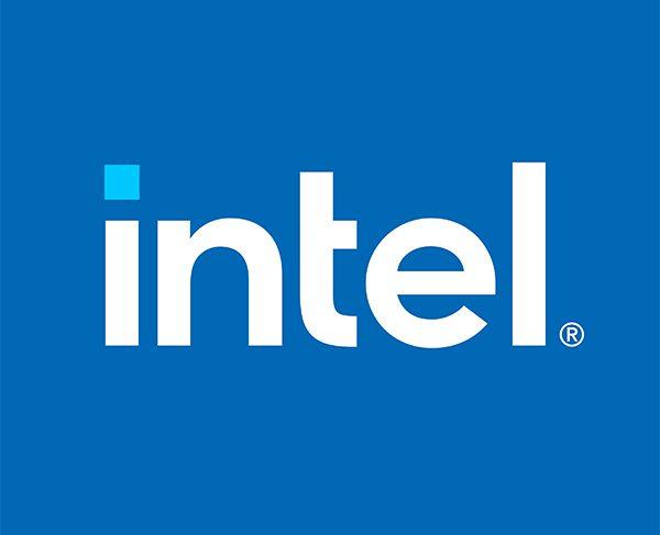 Intel Blue New Logo