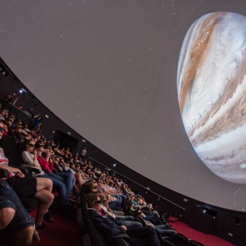 La Couple – the world's 1st real 10K 3D planetarium