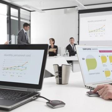 AV News talks to Lieven Bertier, Segment Marketing Director Workplace – Barco and Laura Mills, Segment Marketing Manager EMEA – Workplace – Barco about designing to hybrid workflow.