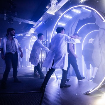 Powersoft Drives Immersive Dr Who Experience in London