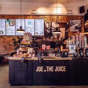 Joe & The Juice UK update 30 of its UK stores