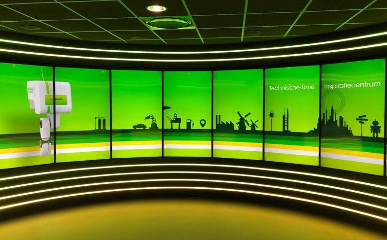 Technische Unie Video wall