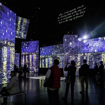 Van Gogh Alive: The world's most visited Immersive, multi-sensory experience