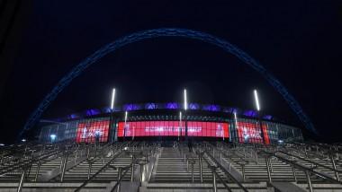 LG provides ground-breaking giant LED screens for Wembley Stadium
