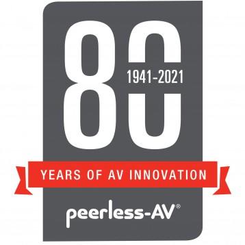 Peerless-AV Celebrates 80 Years of Innovation