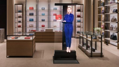Pioneer Group adds the visual impact of HYPERVSN's high-definition 3D holographic imagery to its portfolio of solutions.