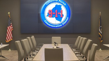 Lafayette Parish Communication District selects Christie solutions for new Emergency Operations Centre