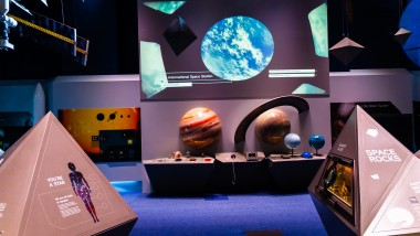 The universe explained at Armagh Observatory and Planetarium