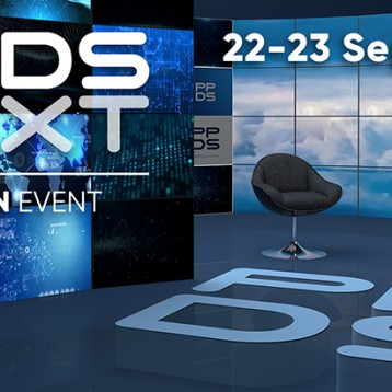 PPDS to announce new products and partnerships at exclusive digital 'PPDS NEXT Autumn Event' this month ahead of InfoComm 2021
