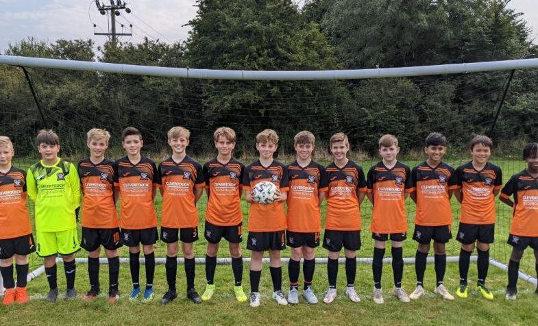 CT Football team