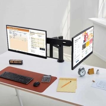 Second Gen LG Ergo Monitors Designed For Customised Workstations, Maximum Comfort